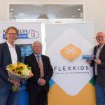 Flexkids eerste applicatie voor kinderopvang met keurmerk Zeker-OnLine